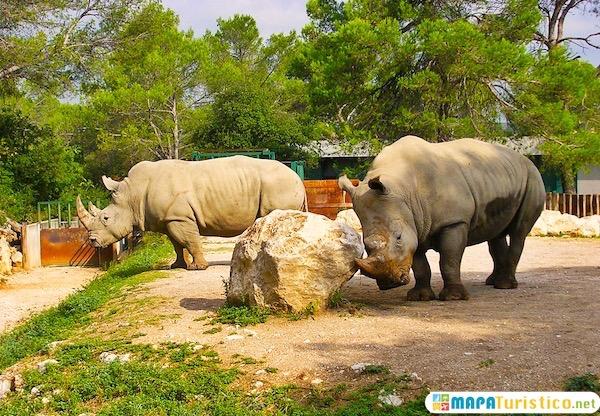 Parque Zoológico de Lunaret