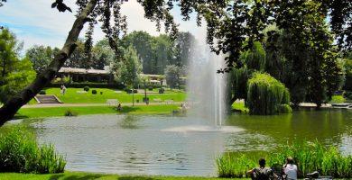 Parque de l orangerie