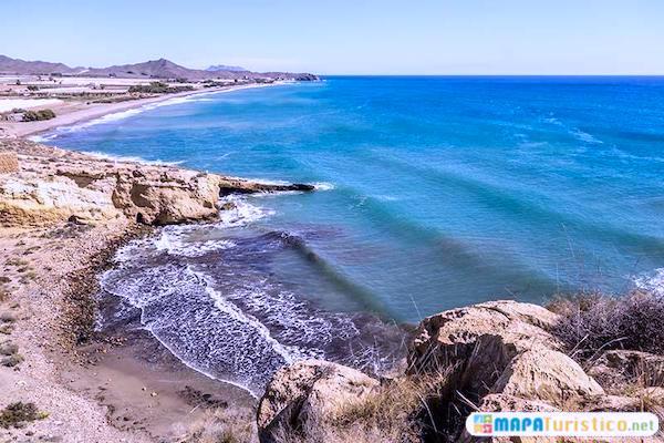 Playa Puntas de Calnegre