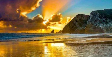 Playa de Adraga