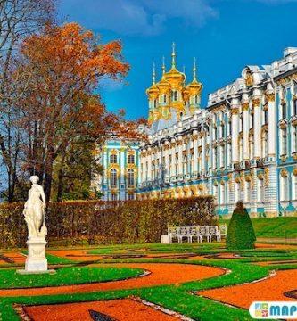 Plaza Suvorovskaya