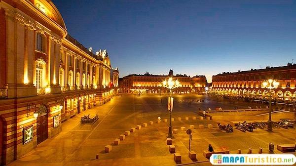 Plaza del Capitolio