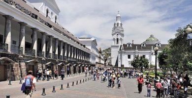 Plaza de la Independencia quito