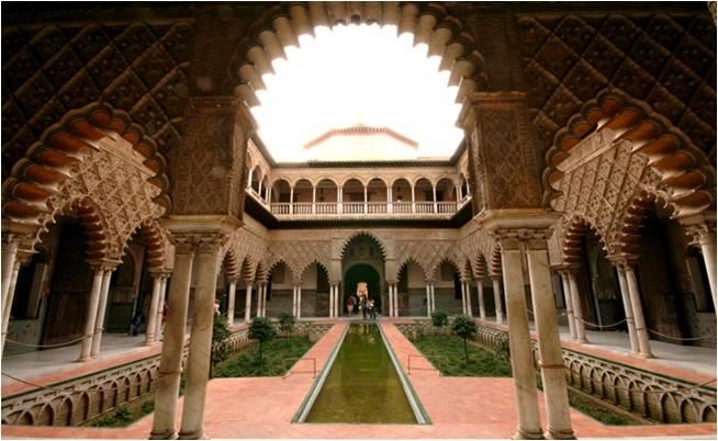 centro turístico Sevilla