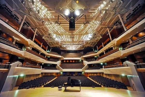 Sala de Conciertos Bridgewater Hall