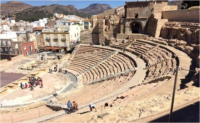 centro historico de cartagena