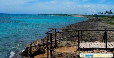 Playa Coral y Laguna de Maya