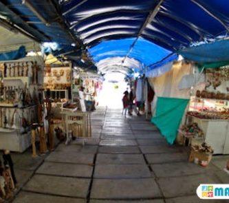 Mercados artesanales del centro en Varadero