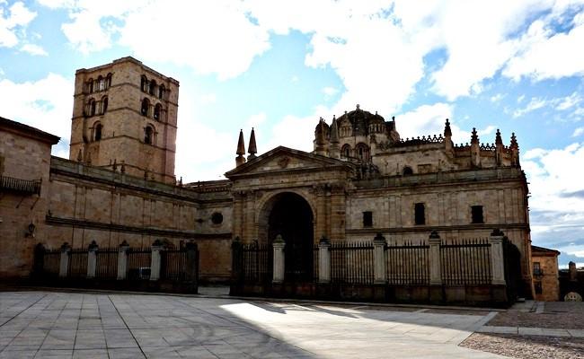 centro de Zamora