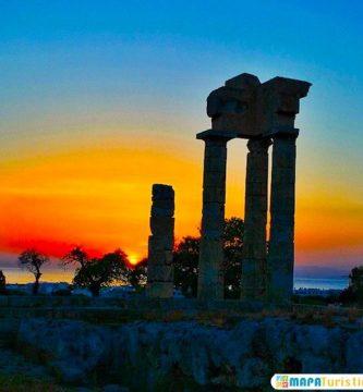 acropolis de rodas