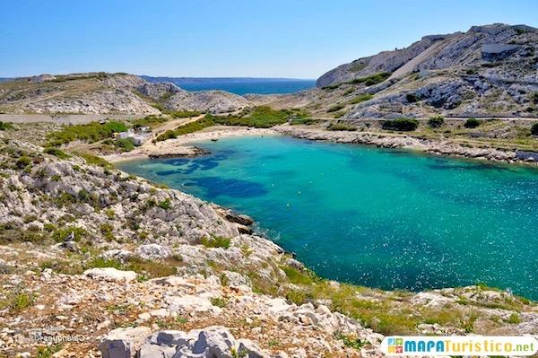archipiélago de Frioul