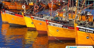 banquina de pescadores