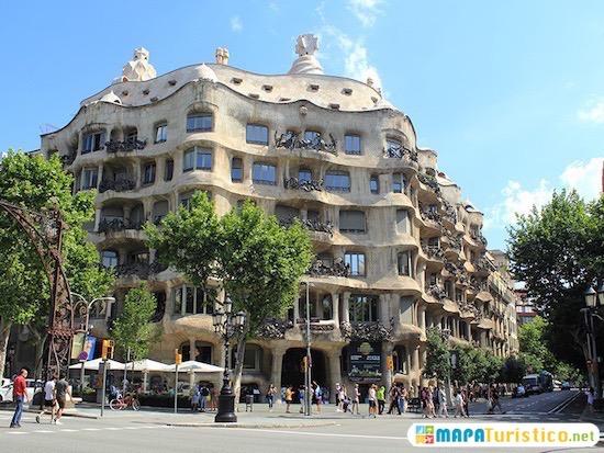 barcelona paseo de gracia