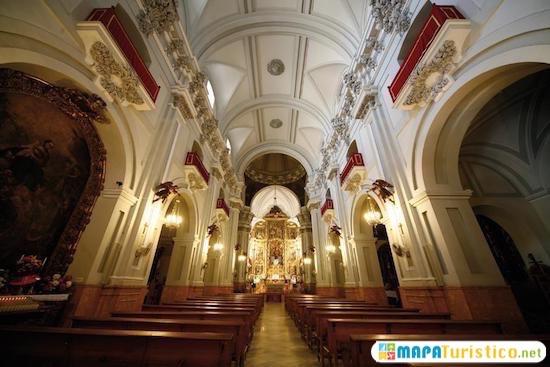 basilica parroquia de la victoria malaga