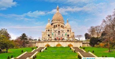 basilica sagrado corazon montmartre