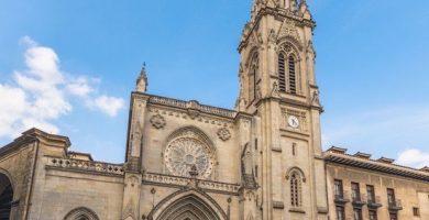 bilbao catedral de santiago de bilbao