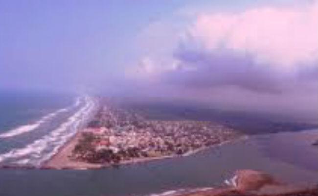 vista aerea de tecolutla