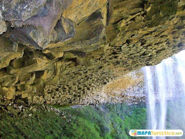 cascada santa ana y dora