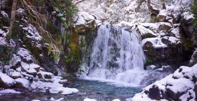 cascada villa angostura