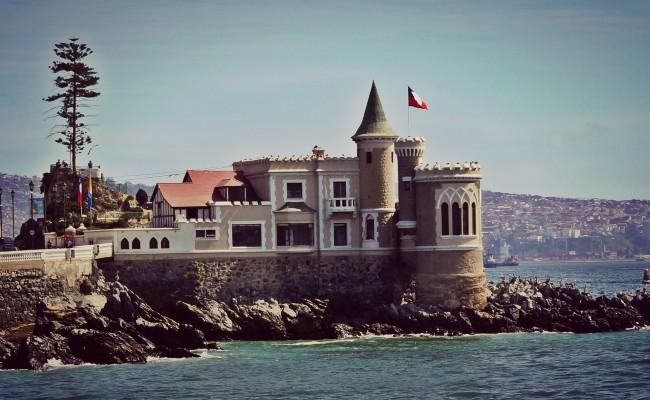 castillo wulff centro histórico de viña del mar
