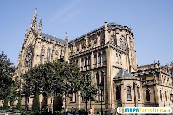 catedral buen pastor san sebastian