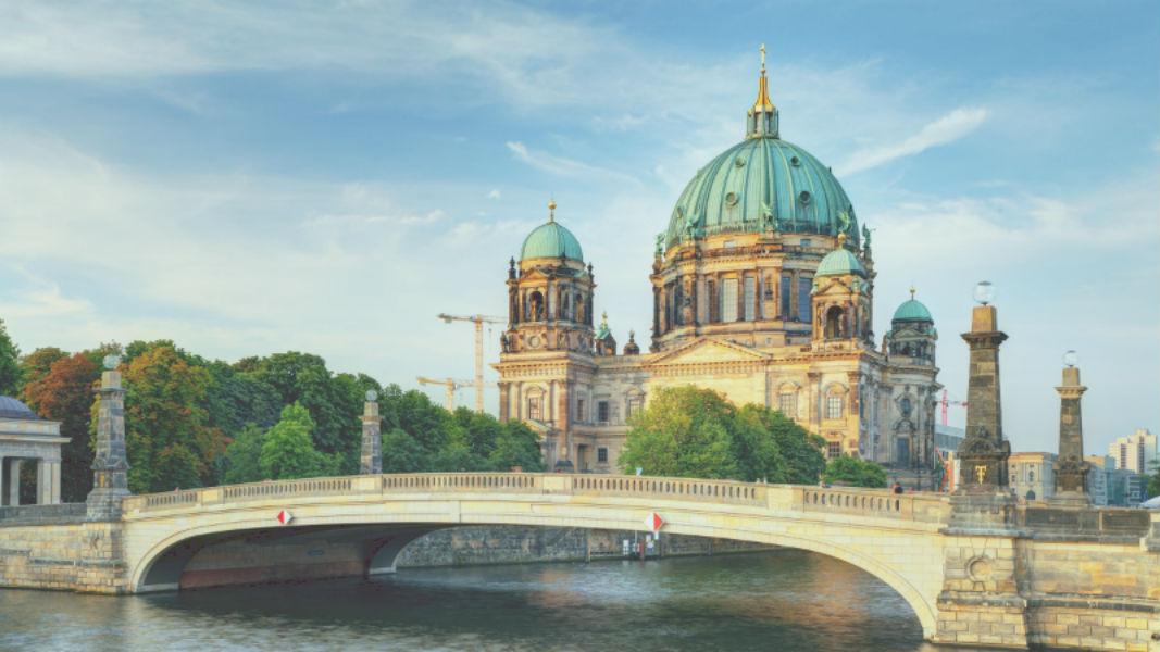 catedral centro de berlín