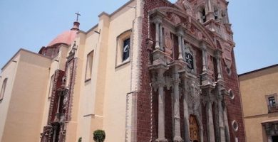 catedral de queretaro