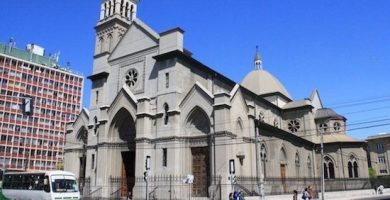catedral de valparaiso