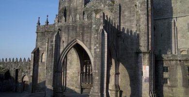 catedral santa maria del tui galicia