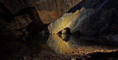 caverna cerro leones