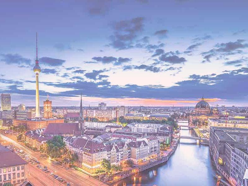 centro de berlín