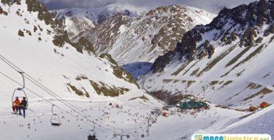 centro de esqui la hoya en chubut