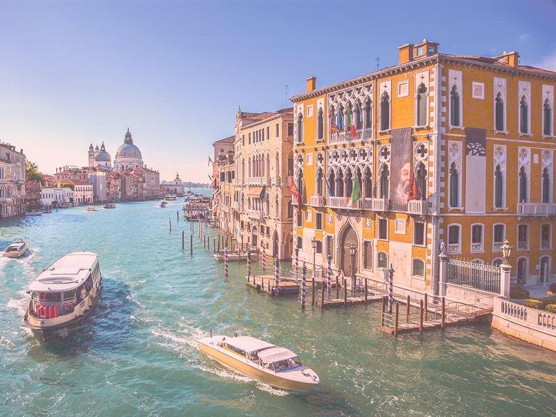 centro de venecia canales