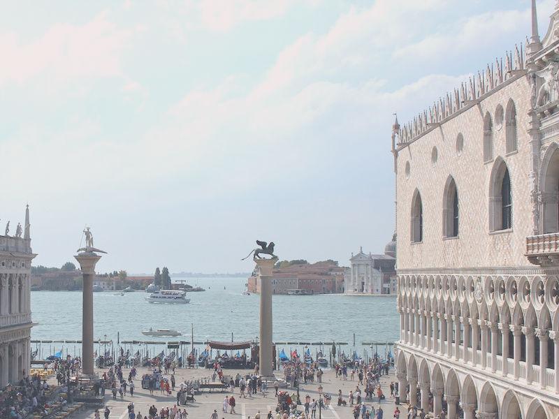 centro de venecia plaza de san marcos