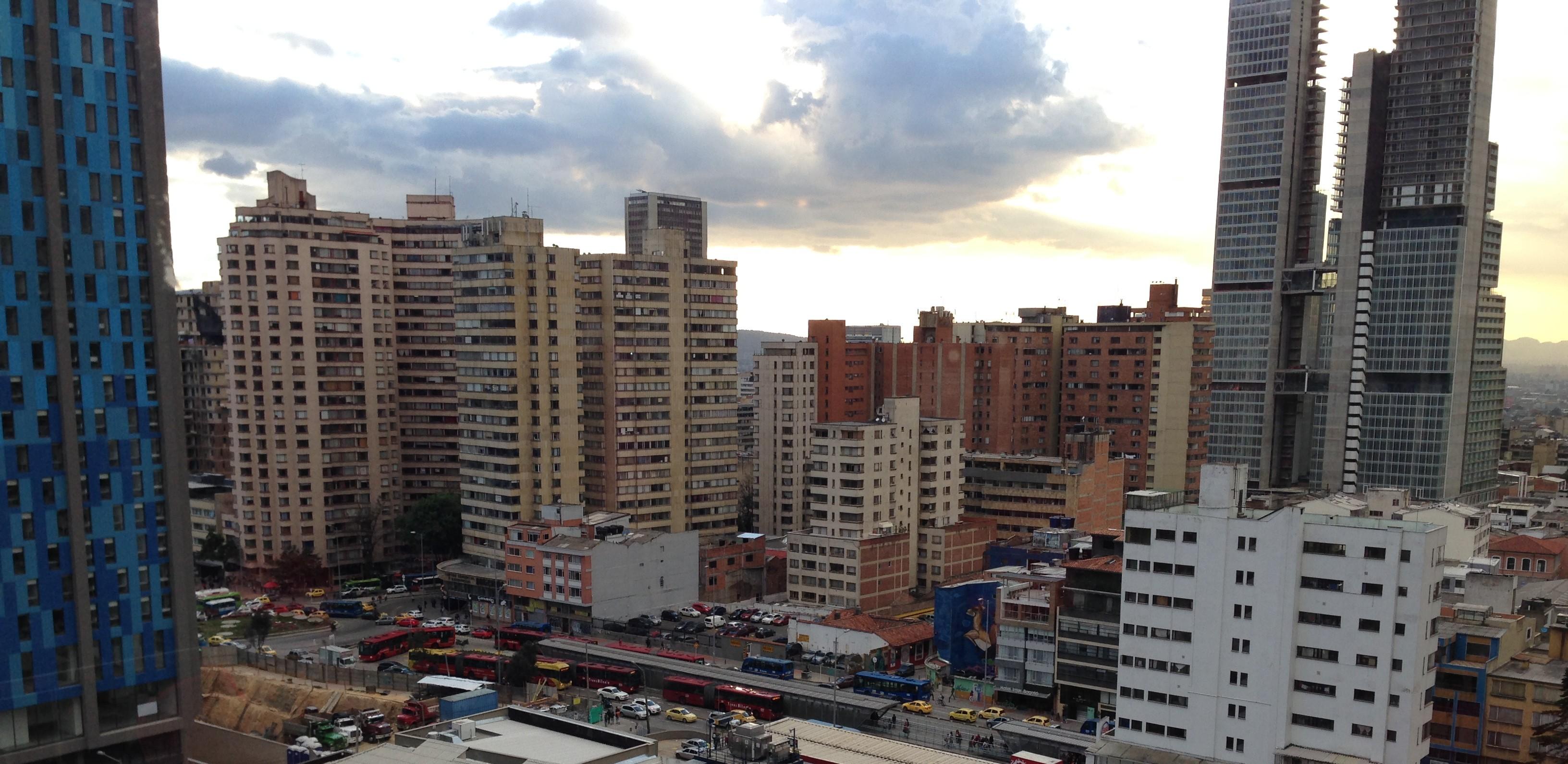 ciudad centro de bogotá