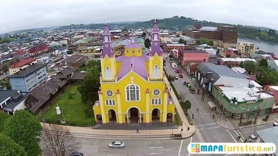 ciudad de chiloe chile