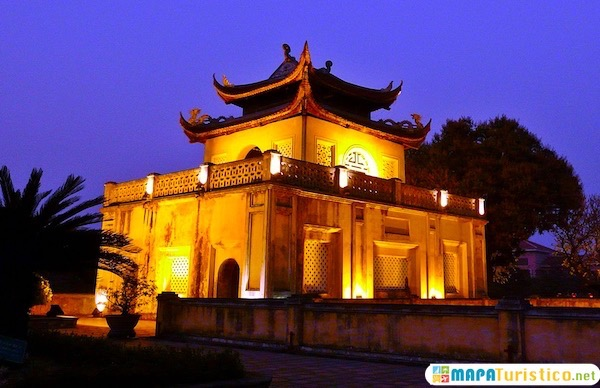 ciudad imperial de thang long