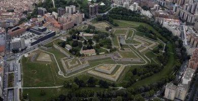 ciudadela parque vuelta del castillo