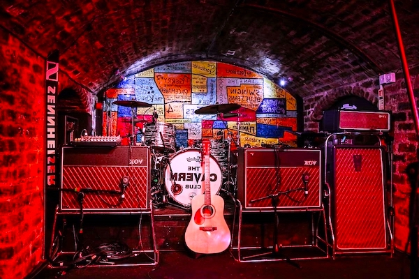 club cavern