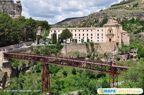 convento de san pablo puente de hierro cuenca