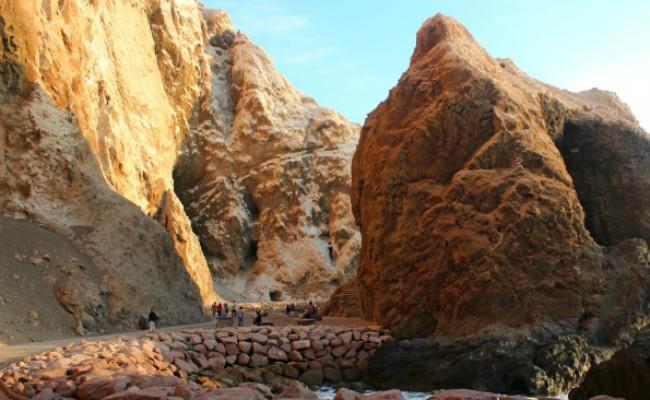 cuevas de anzota centro histórico de arica