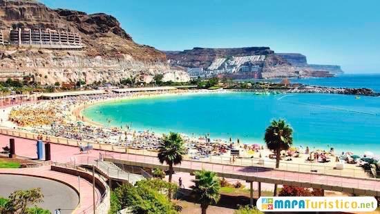 Mapa Turistico Gran Canaria En 2019
