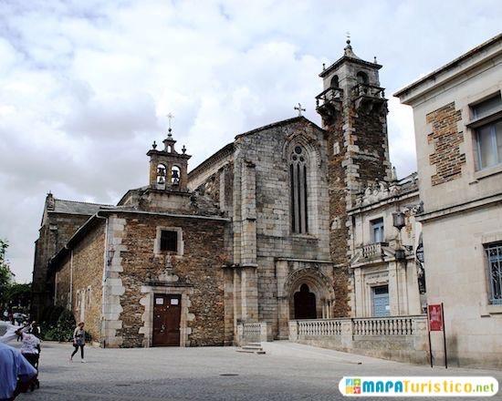 iglesia de san pedro lugo
