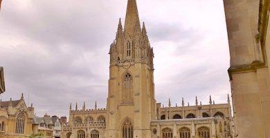 iglesia universitaria santa maria la virgen