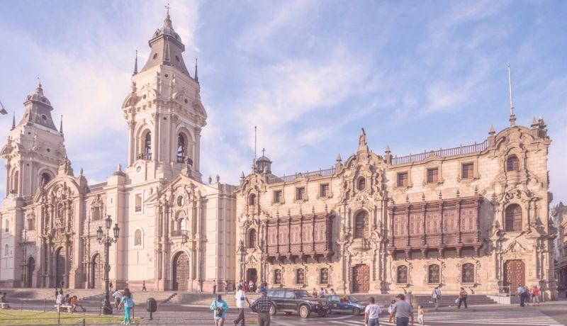 iglesias centro de lima