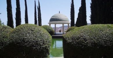 jardin botannico de malaga