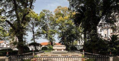 jardin de san carlos coruña