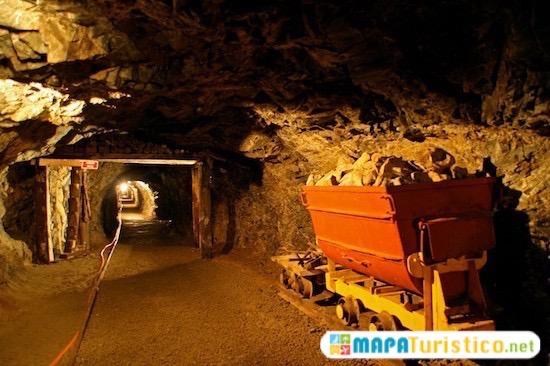 la mina de acosta