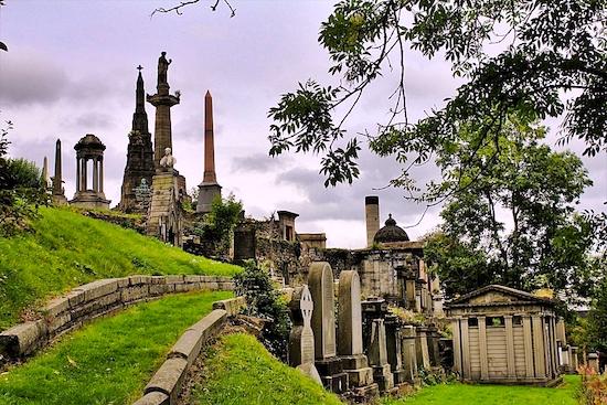 la necropolis