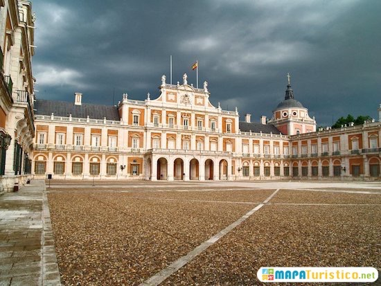 madrid palacio real aranjuez